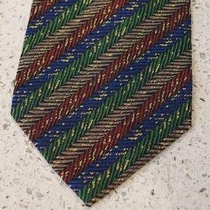 Missoni Accessories - Two Authentic Missoni Neiman Marcus Silk Neck Ties